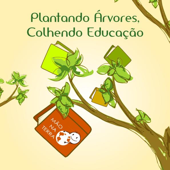 Livreto Plantando Árvores Colhendo Educação