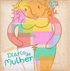 """Cartilha """"Diário de Mulher"""""""