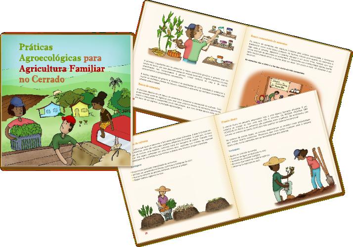 praticas agroecologicas para a agricultura familiar no cerrado