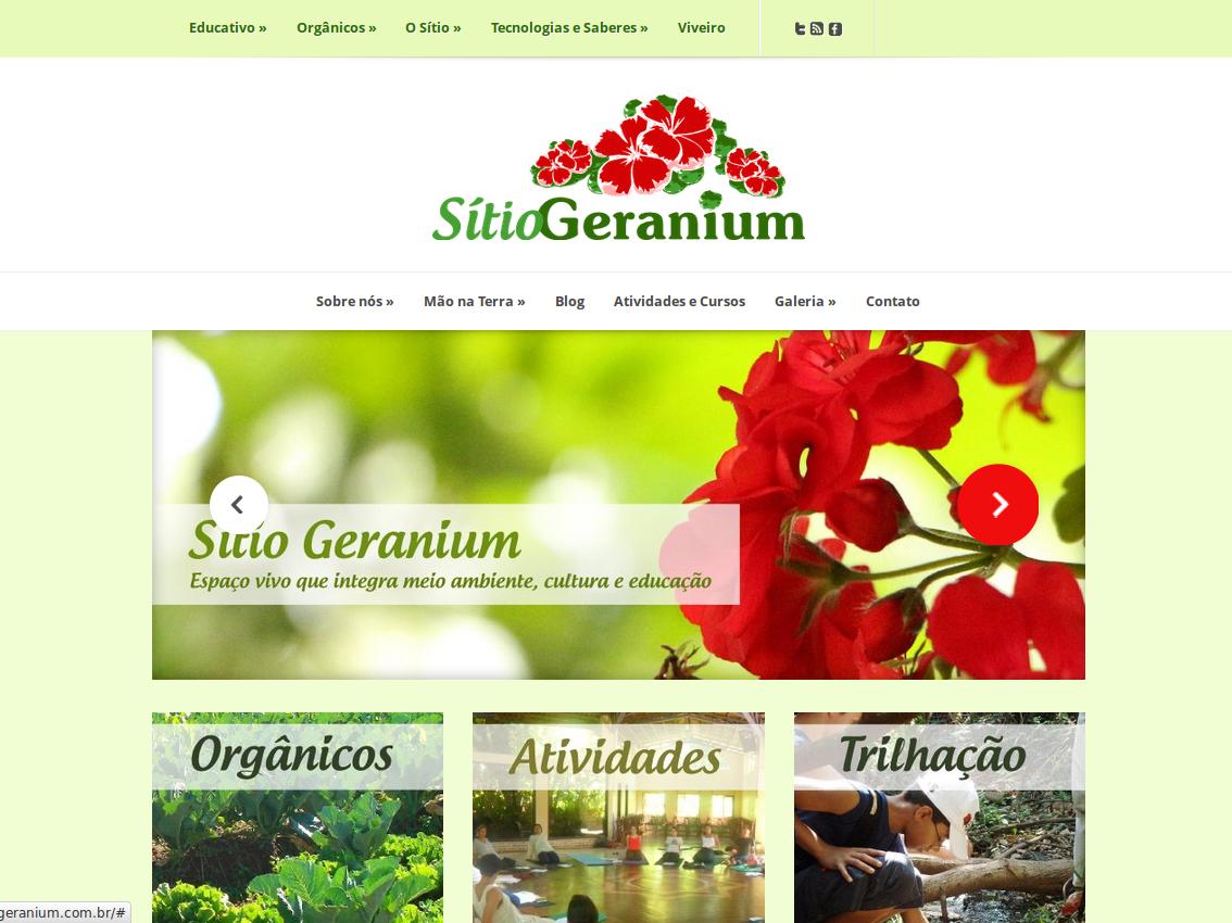 Sítio Geranium