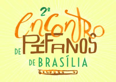 II Encontro de Pífanos de Brasília