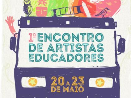 1º Encontro de Artistas Educadores